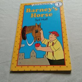 Barney's Horse (I Can Read, Level 1)巴尼的马