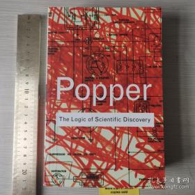 The Logic of Scientific Discovery Popper the logic of scientific discovery 科学发现的逻辑 英文原版