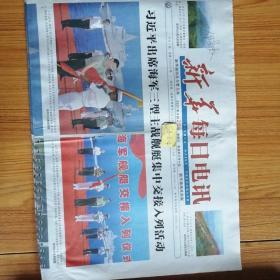 新华每日电讯 2021年4月25日(生日报)