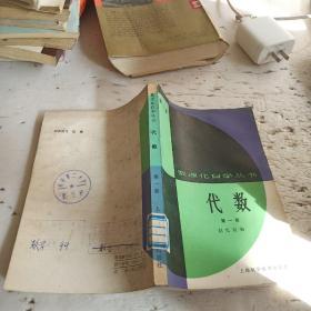 数理化自学丛书: 代数 第一册(第二版)