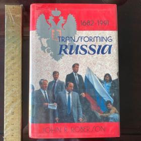 Transforming Russia history of Russia Russian Soviet Union 俄罗斯转型 俄国史 苏联史 英文原版 精装