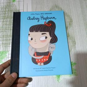 Audrey Hepburn (Little People Big Dreams)