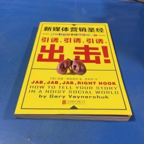 新媒体营销圣经(全彩):引诱,引诱,引诱,出击!