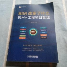 BIM改变了什么 BIM+工程项目管理