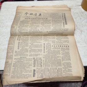 参考消息1988年5月2—31日少3日共29份