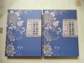 云南少数民族古籍珍本集成(第一卷第二卷彝族)