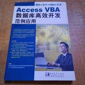 Access VBA数据库高效开发范例应用(第2版)