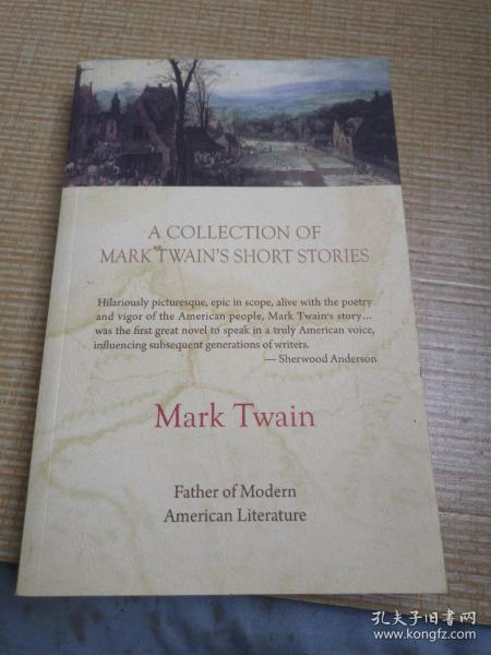 A  COLLECTION  OF  MARK  TWAIN'S  SHORT  STORIES
