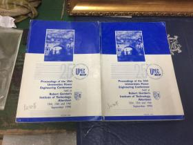 Proceedings of the 25th Universities Power Engineering Conference held at Robert Gordon's Institute of Technology,Aberdeen