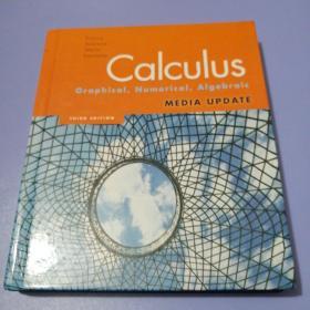 Calculus:Graphical, Numerical, Algebraic, MEDIA  UPDATE(16開精裝)