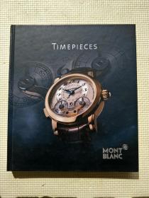 TIMEPIECES(主要介绍万宝龙钟表)(精装)