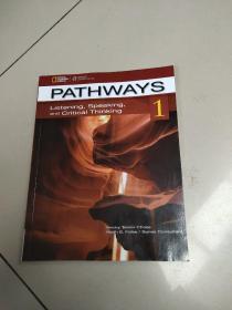 PATHWAYS : Listening, Speaking, and Critical Thinking 1(途径:听、说和批判性思维)原版库存