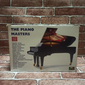 The Piano Masters Arthur schnabel  英文cd全20盘