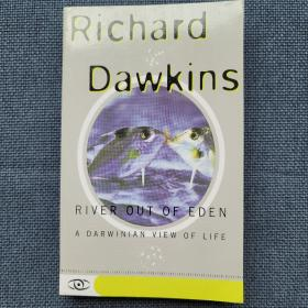 River Out Of Eden:A Darwinian View Of Life (Science Masters Series)