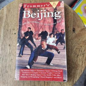英文原版 Frommer's Beijing