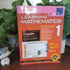 LEARNING MATHEMATICS 1 学习数学1