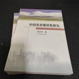 中国农村城镇化研究