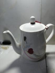 邯郸第二瓷厂瓷壶