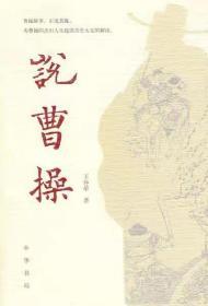 说曹操(帝王传记)