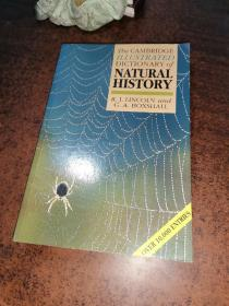 TheCambridgeIllustratedDictionaryofNaturalHistory【剑桥描绘了自然历史的发展】