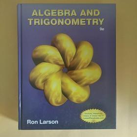 英文原版:Algebra and Trigonometry(代数和三角)(目录见图)