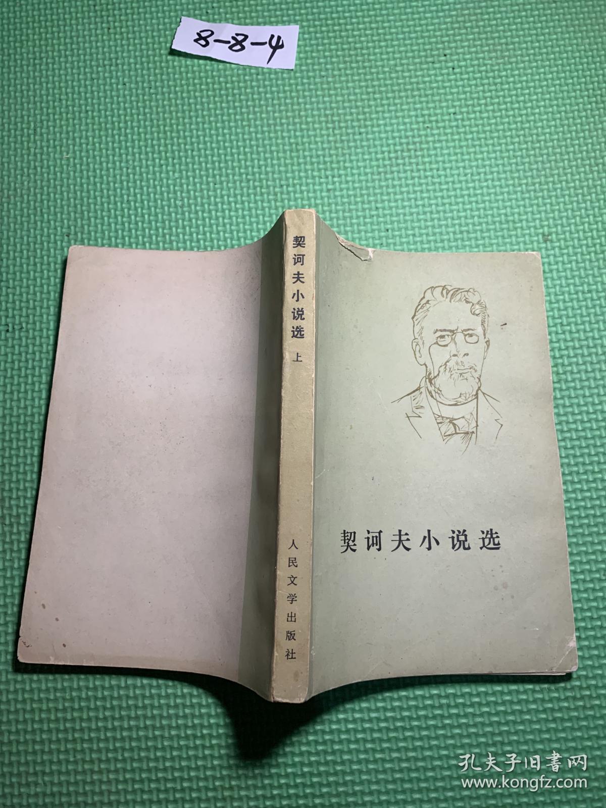 契科夫小说选上