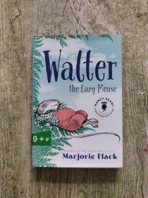 外文版 Walter the Lazy Mouse 懒惰的老鼠 沃尔特