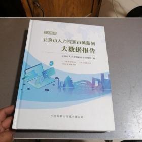 2020年 北京市人力资源市场薪酬大数据报告
