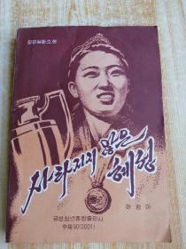 朝鲜原版-사라지지않는혜성(朝鲜文)