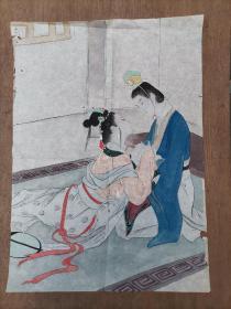 传统人物画