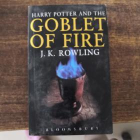 Harry Potter and the Goblet of Fire哈利波特与火焰杯
