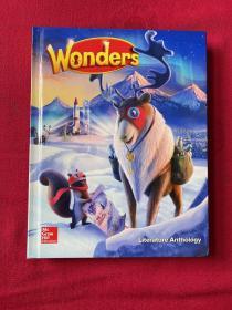 Wonders 5-Literature Anthology