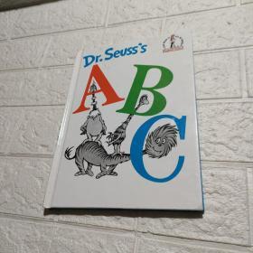 Dr. Seuss's ABC苏斯博士的ABC 英文原版