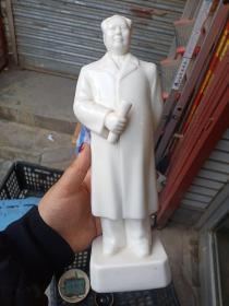 毛主席瓷像 ,年代未知,不包具体年代。