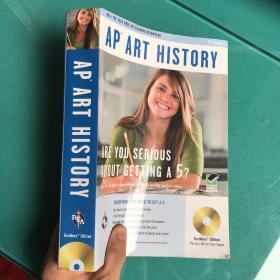 AP ART HISTORY (带光盘)