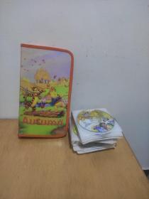 DORA+北京大学儿童英语等(102张合售)