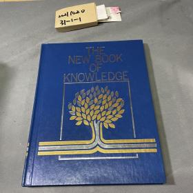 THE NEW BOOK OF KNOWLEDGE [原版英文精装】