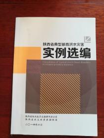 陕西省典型暴雨洪水灾害实例选编
