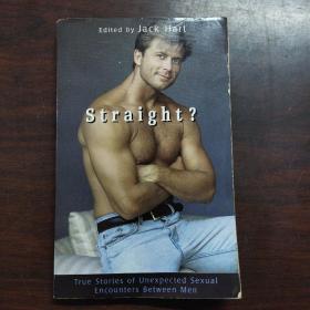Straight?: True Stories of Unlikely Sexual Encounters Between Men(英文原版)