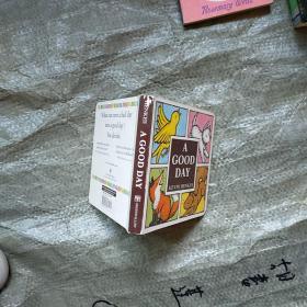 A Good Day Board Book[美好的一天]  实物拍图 现货