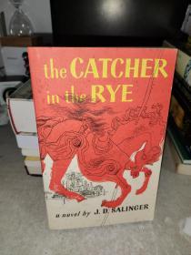 The Catcher in the Rye(书口有斑)