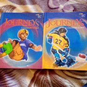 Journeys: Common Core 5 6 精装