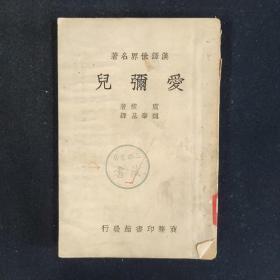 愛彌兒(漢譯世界名著)