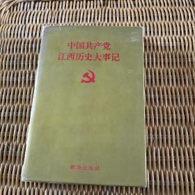 中国共产党 江西历史大事记