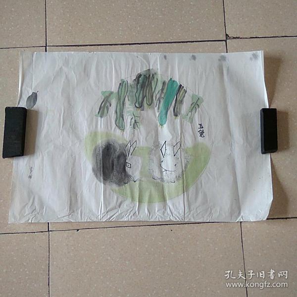 花鸟画3平尺(015)8