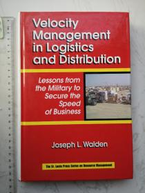 Velocity Managment in Logistics and Distribution