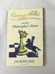 【英文原版】Harry Potter and the Philosopher's Stone 哈利波特与魔法石
