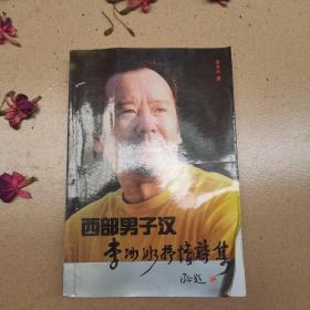 西部男子汉:李冰冰抒情诗集