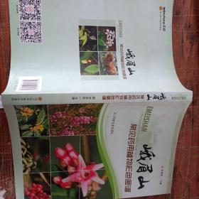 峨眉山常见药用植物彩色图谱