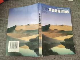 甘肃·河西走廊风物志(中国西部风物志丛书)